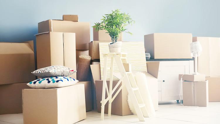 引っ越しの荷造りは本当に大変!