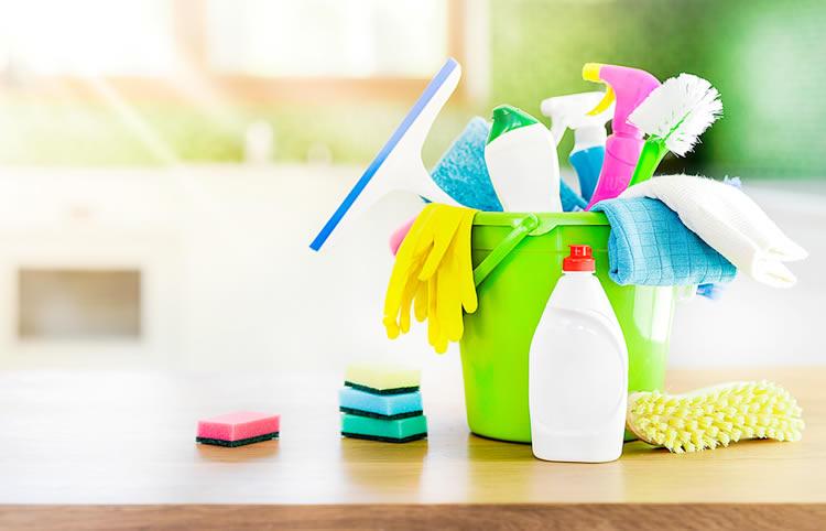 普段からこまめに掃除をしておく。そうすると、引っ越し時にとても楽になります!