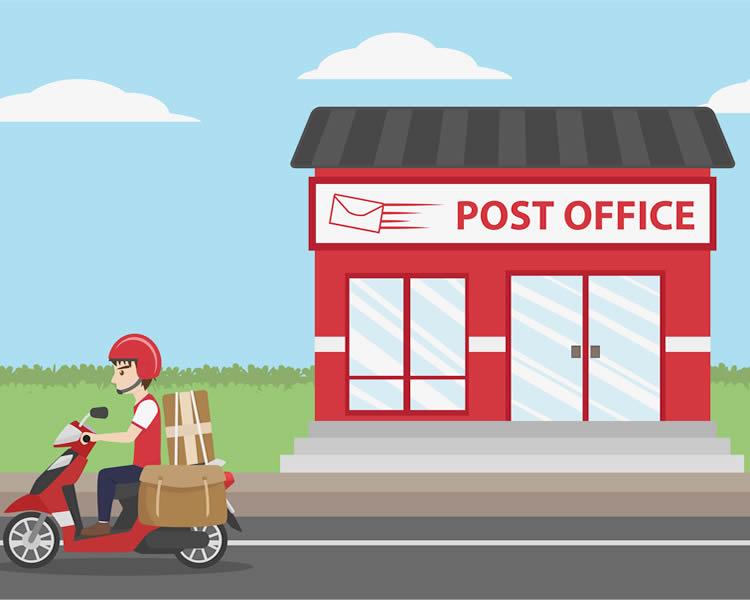 郵便局の転送サービスの手続き方法!