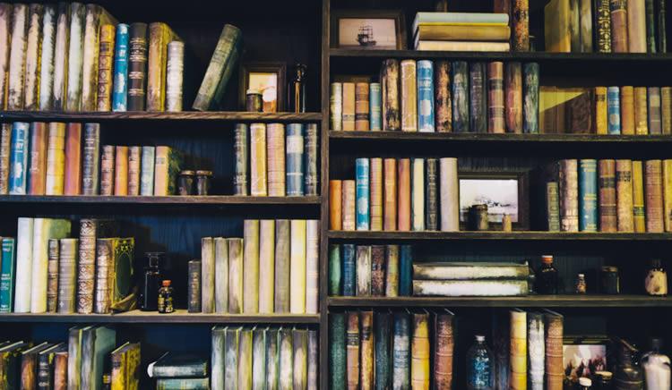 本がたくさんあるお引っ越しは大変です