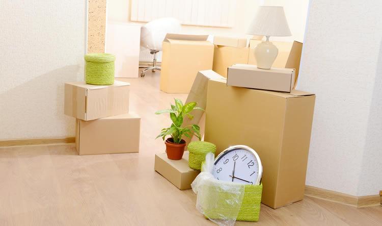 小さい子供のいる引っ越し。まずは荷造りが大変…