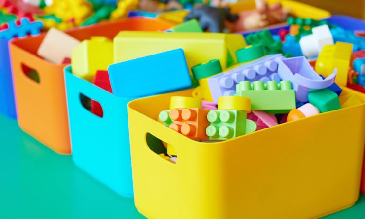 子供のおもちゃは先に荷造りをしない!ダンボールに入れる順番はよく考えて!